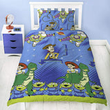 Disney Toy Story 'Friends' Single/Double Duvet Cover Reversible Bedding Set (Single Duvet)
