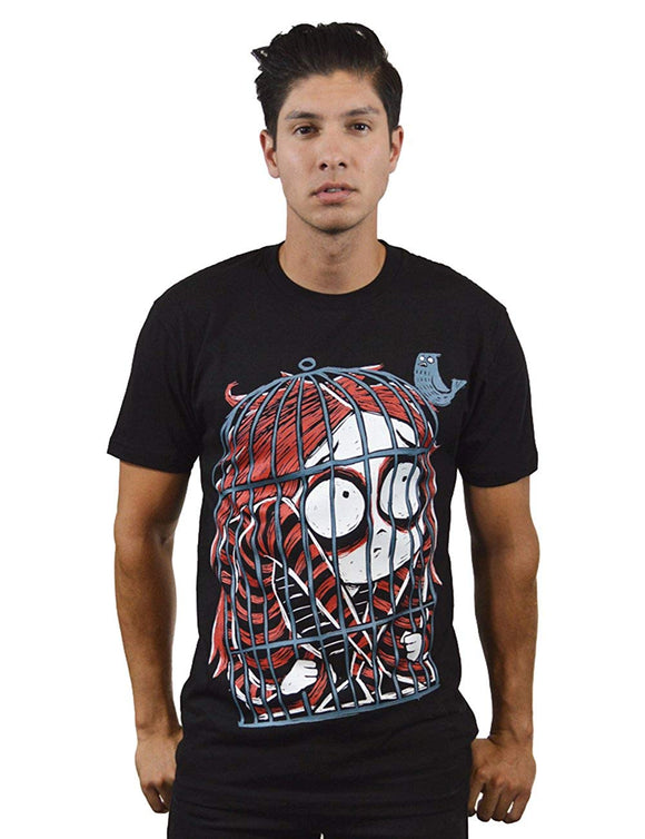 Akumu Ink Caged Men's T-Shirt