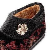 Fur Lining Casual Outdoor Plush Boots