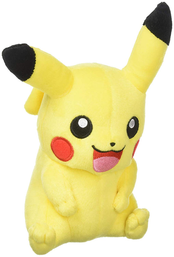 Pokémon 8 Inch Pikachu Plush Toy