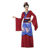 Costume for Adults Chinese woman Red
