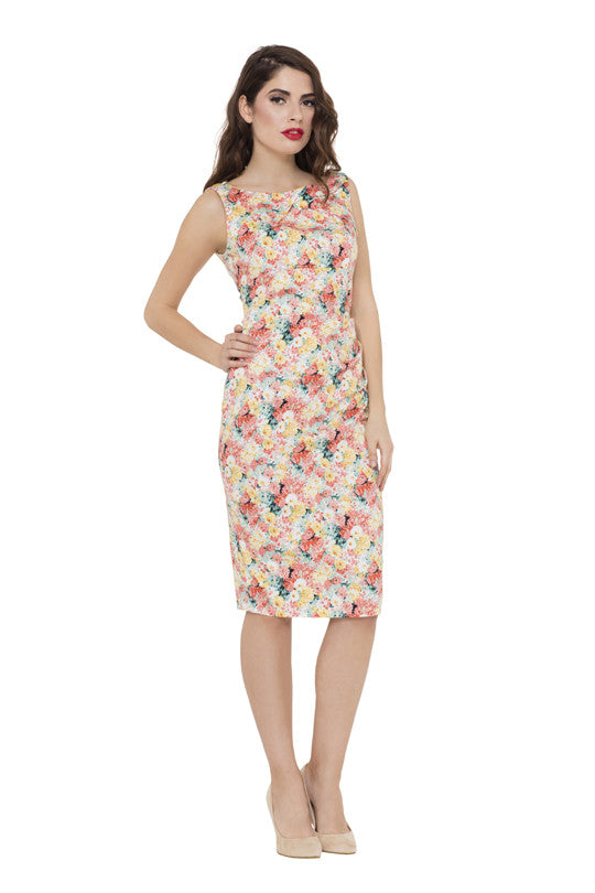 7b36cfb03e6 Voodoo Vixen - Anastasia Perfect Summer Dress - Egg n Chips London