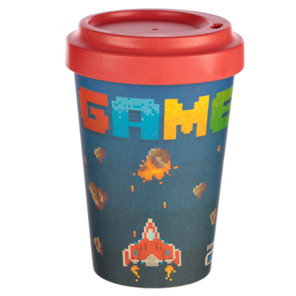 Bamboo Composite Game Over Travel Mug BAMB31