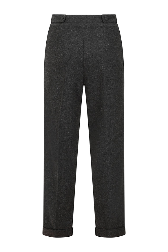 Banned Clothing - Women's Button Side Trousers Plus Size