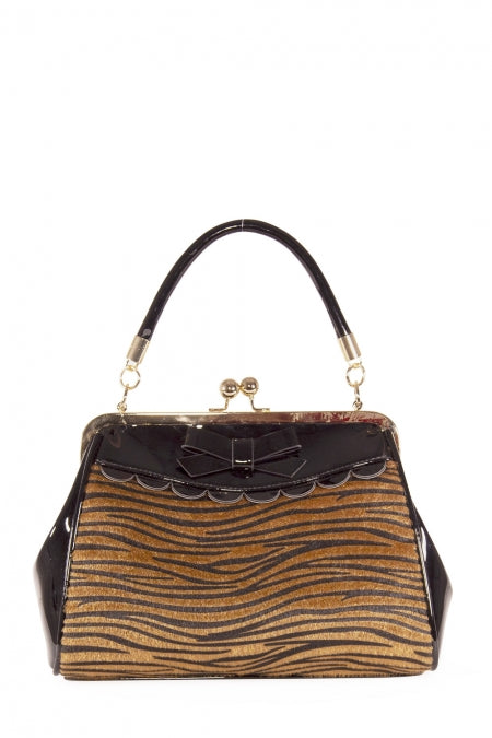 Banned Accessories - Women's Crazy Little Tiger Handbag