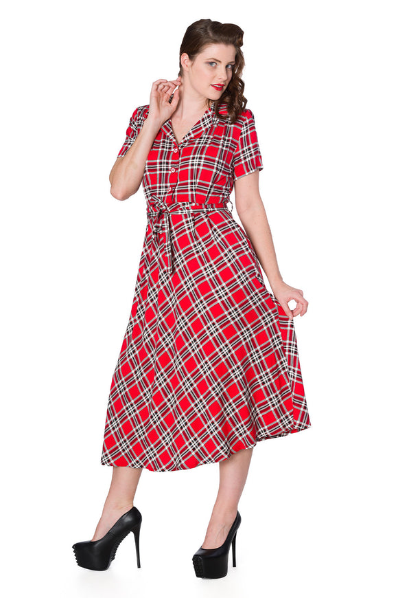Banned Clothing - Women's Dorothy Dress