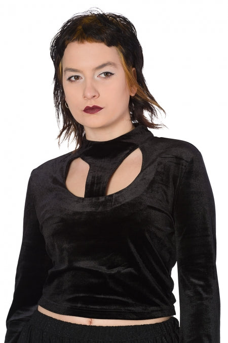 Banned Clothing - Women's Mystic Top