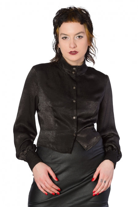 Banned Clothing - Women's Pentacle Blouse