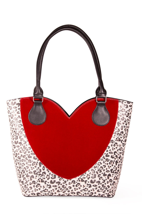 Banned Accessories - Women's Sensual Royal Tote Bag