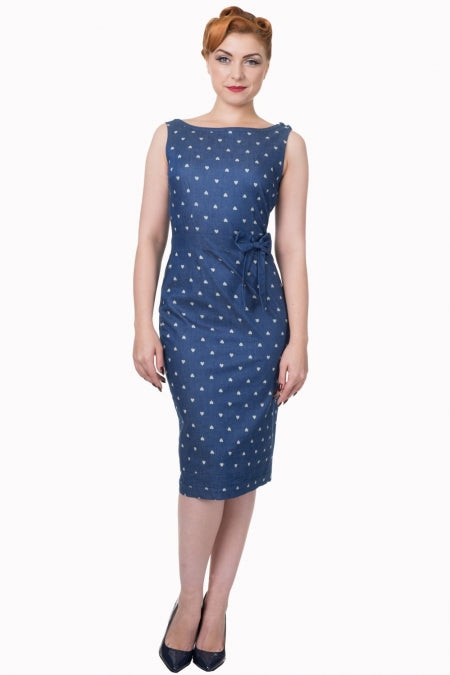 Banned Clothing - Women's Sweet Treat Pencil Dress