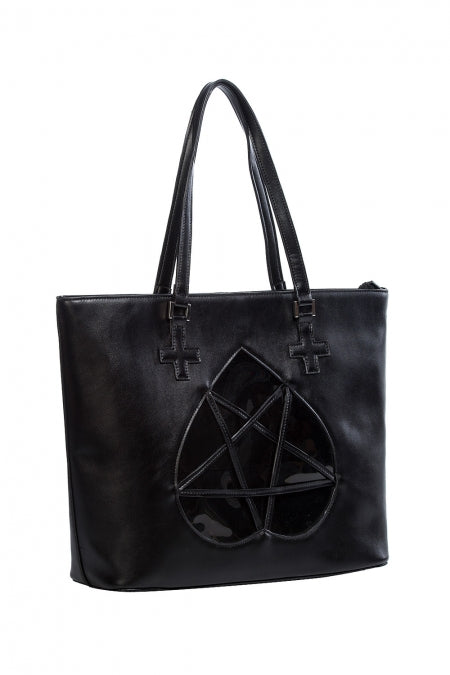 Banned Accessories - Flash of Twilight Tote Bag