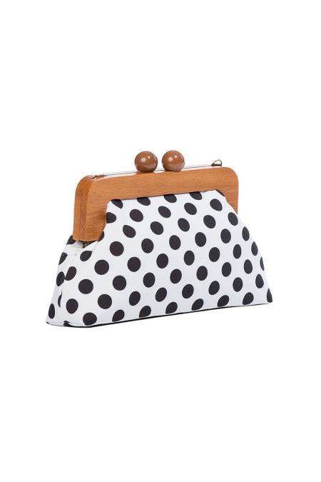 Banned Accessories - Genevieve Clutch Bag