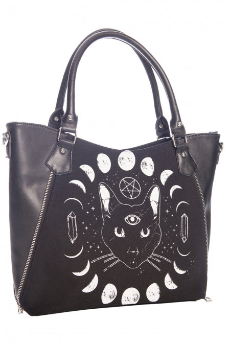 Banned Accessories - Pentacle Coven Tote Bag