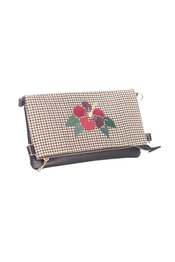 Banned Accessories - Zen Garden Clutch Bag