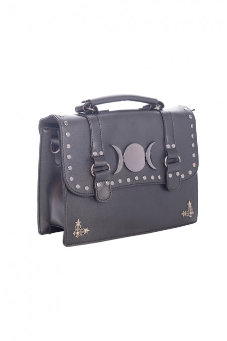 Banned Accessories - Magic Moon Shoulder Bag