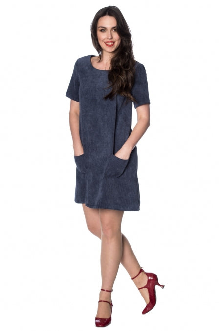 Banned Apparel - Catie Cord Dress