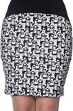Banned Apparel - Fashion Faces Skirt