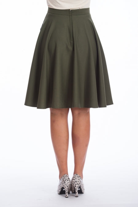 Banned Clothing - Women's Foxy Skirt