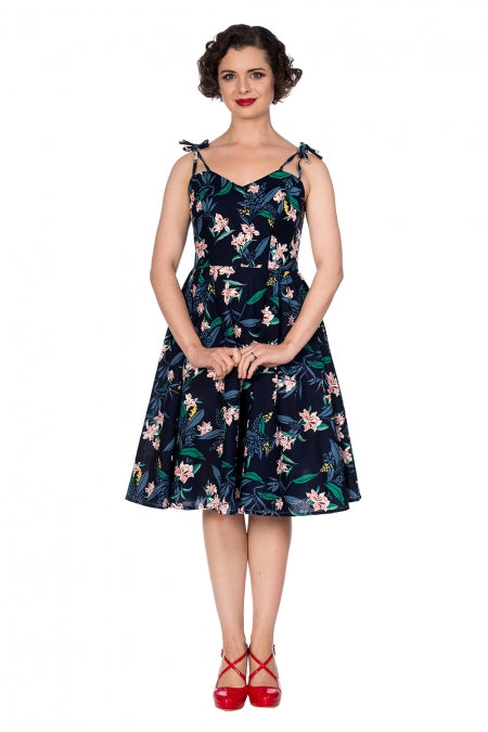 Banned Apparel - Garden Party Dress
