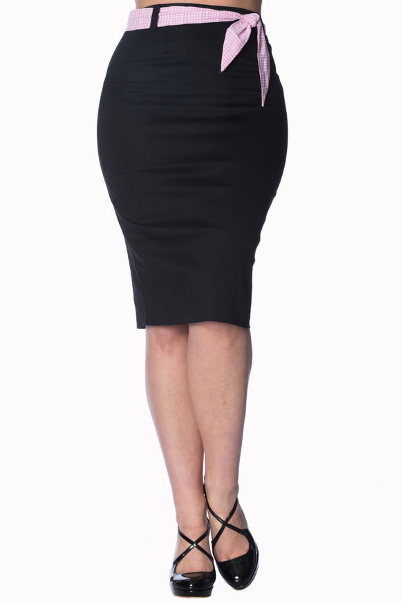 Banned Apparel - Grease Pencil Skirt
