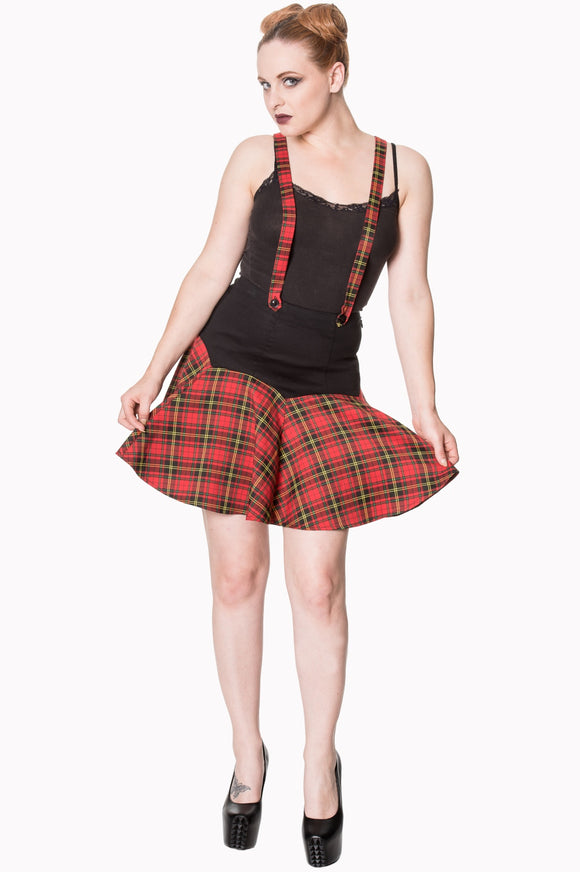 Banned Apparel - Great Heights Skirt