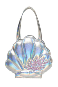 Banned Apparel - Holographic Ariel Bag - Egg n Chips London