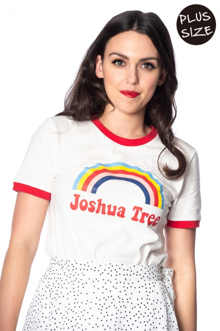 Banned Apparel - Joshua Tree Tee Plus Size