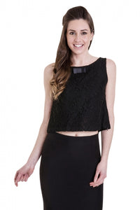 Banned Apparel - Love Lace Top