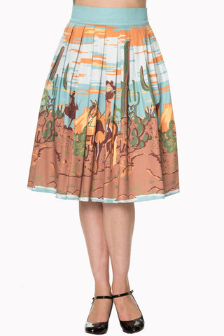 Banned Apparel - Magical Day Skirt