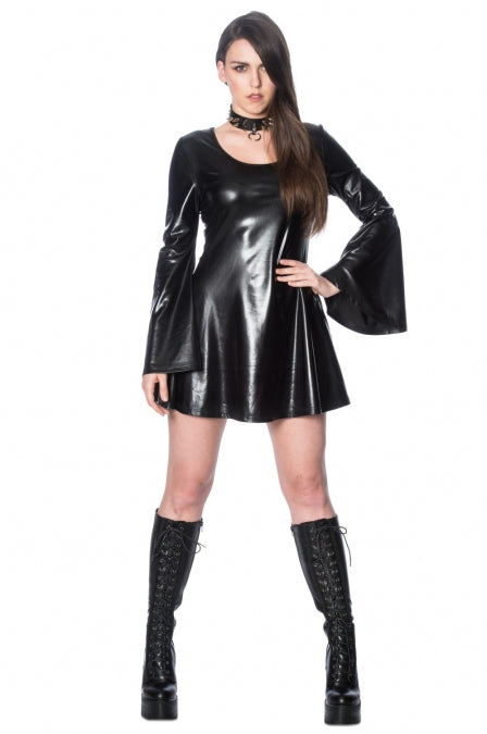 Banned Apparel - Minimal Goth Dress