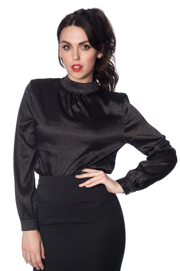 Banned Apparel - Natalie Blouse