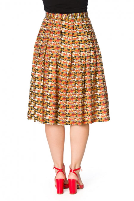 Banned Clothing - Women's Purrfect Cat Skirt