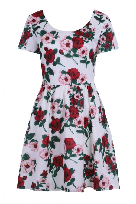 Banned Apparel - Rose Dress