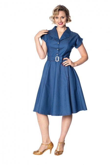 Banned Apparel - Seaside Diner 50s Dress