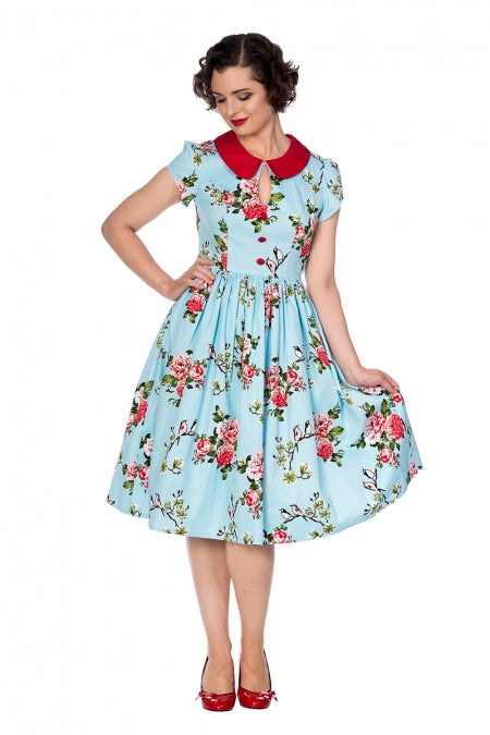 Banned Apparel - Secret Garden Dress