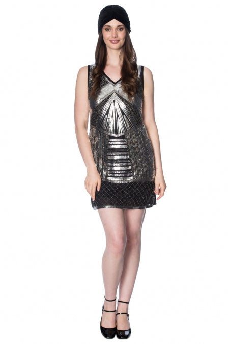 Banned Apparel - Space 20s Dress