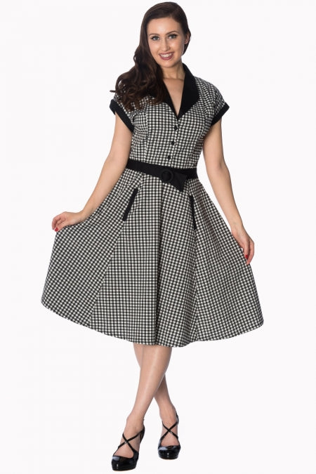 Banned Apparel - Summer Days 50s Dress