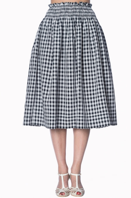 Banned Apparel - Summer Days 50s Skirt