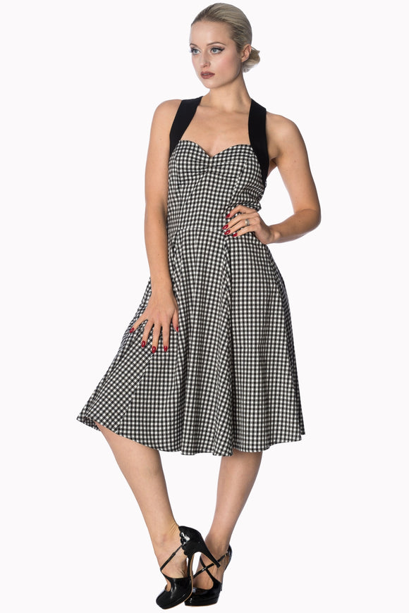 Banned Apparel - Summer Days Strappy Dress