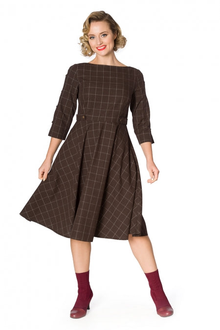 Banned Clothing - Women's The Classic Utility Dress
