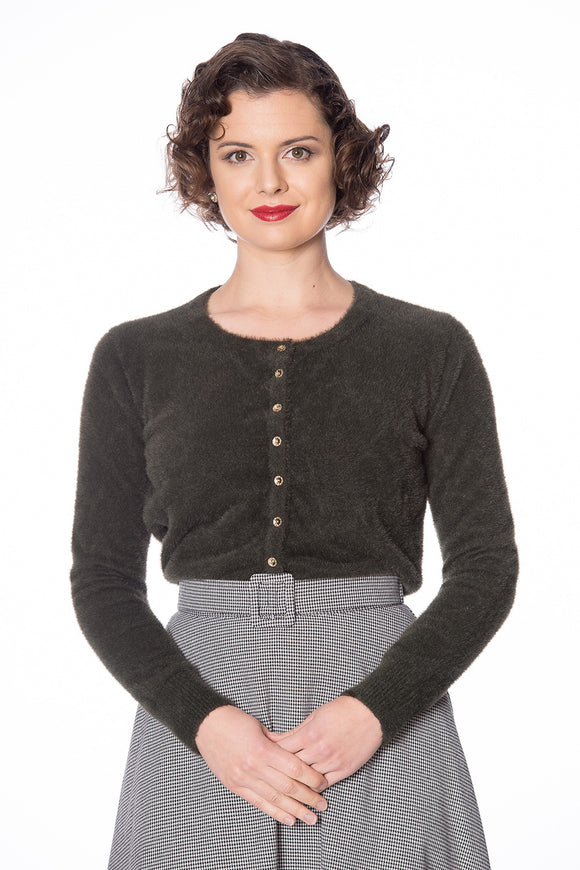 Banned Clothing - Women's The Cozy Cardigan