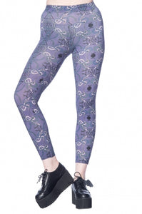 Banned Apparel - Vibora Leggings
