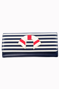Banned Apparel - Vintage Nautical Wallet