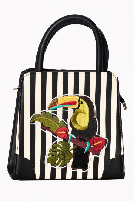 Banned Apparel -  Toucan Bag - Egg n Chips London