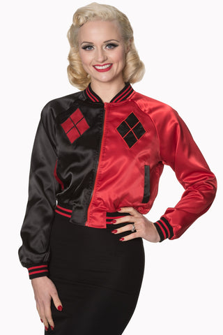 Banned Apparel - Women's Juno Bomber