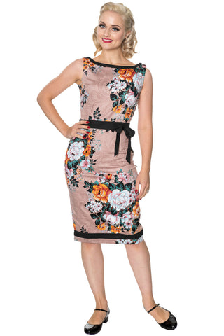 Banned Clothing - Adalyn Pencil Dress