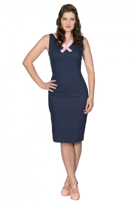 Banned Clothing - Diner Days Pencil Dress