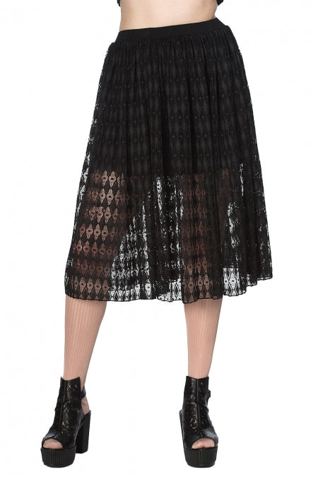 Banned Clothing - Future Flapper Skirt