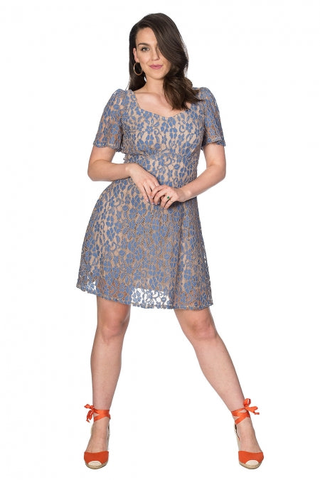 Banned Clothing - Lady Lace Dress