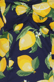 Banned Clothing - Lemon Off Shoulder Top